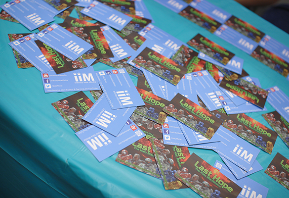 IIM Business Cards